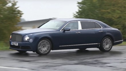 2017 Bentley Mulsanne update getting long wheelbase option (video)