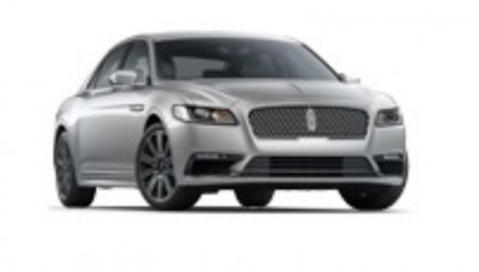 2017 Lincoln Continental production version leaks online