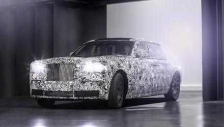 Rolls-Royce begins testing next-gen aluminium space-frame