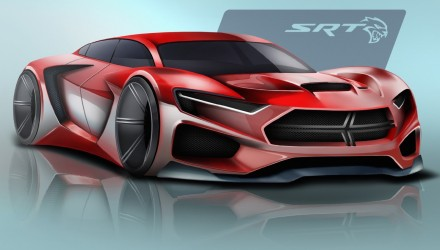 Chrysler 2025 SRT Hellcat design competition winners announced