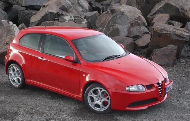 Alfa Rome 147 GTA