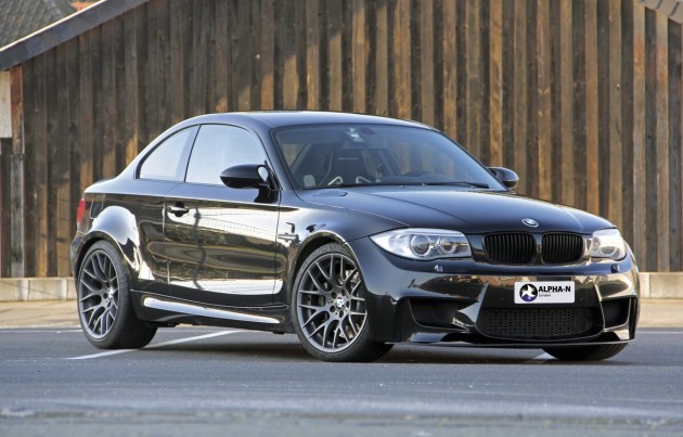 Alpha-N BMW 1 Series M Coupe