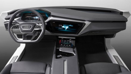 Audi unveils interior tech of the future at 2016 CES