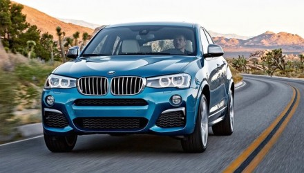 2018 BMW X3 to debut 'X3 M' performance variant – report