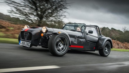Caterham Seven 620S announced, more sane version of 620R