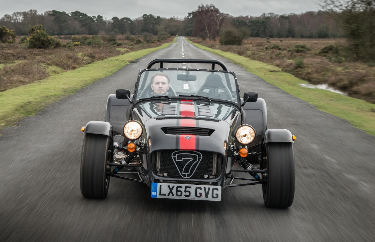 Caterham Seven 620s Announced More Sane Version Of 620r