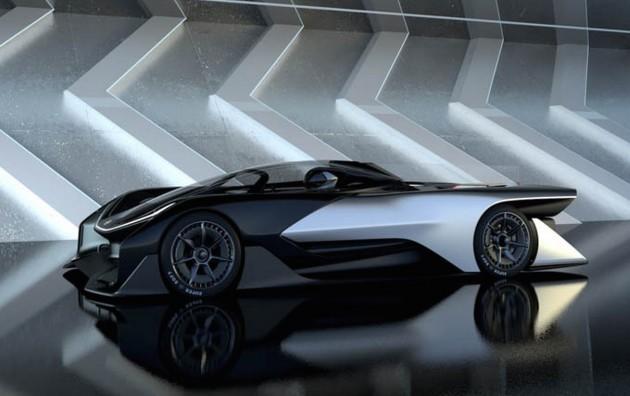 Faraday Future FZERO1