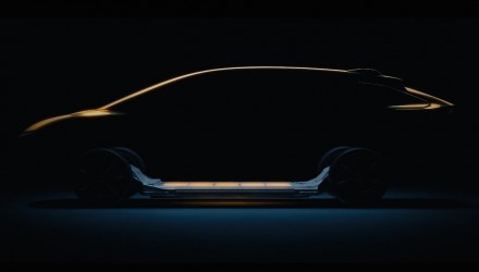 Faraday Future planning electric Tesla Model X SUV rival? (video)