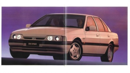 Ford Falcon Sprint – the history behind the special edition