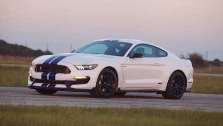 Hennessey develops tuning kit for new Shelby Mustang GT350