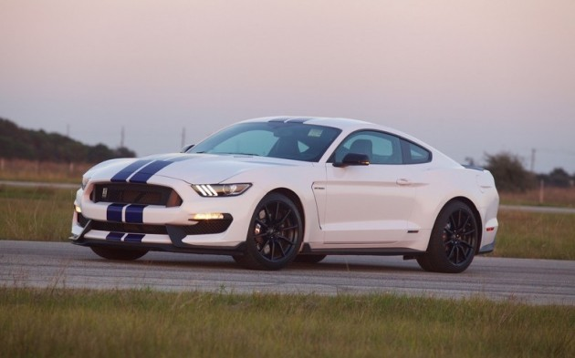 Hennessey 2016 Mustang GT350 HPE575