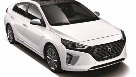 Hyundai IONIQ officially revealed, all-new dedicated hybrid & EV