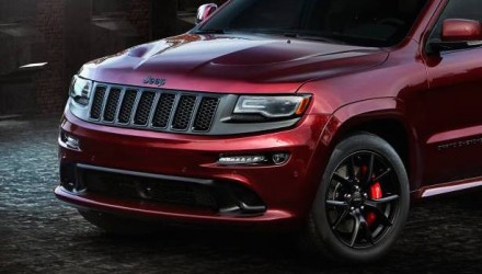 Jeep Grand Cherokee SRT with Hellcat engine confirmed for 2017