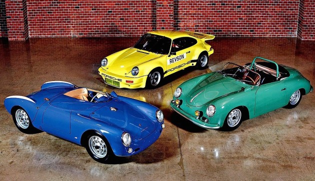 Jerry Seinfeld Porsche classics for auction