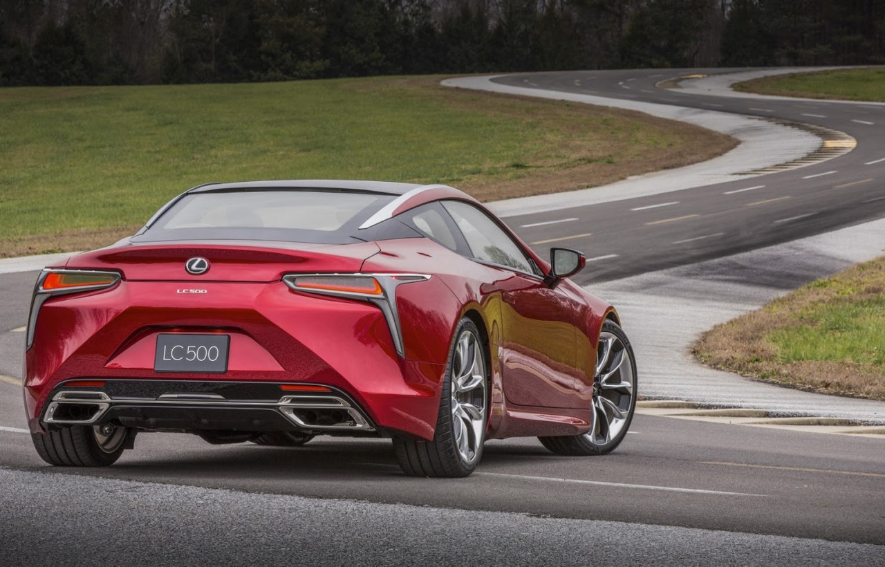 lexus lc 500 unveiled with 10spd auto confirmed for australia performancedrive. Black Bedroom Furniture Sets. Home Design Ideas