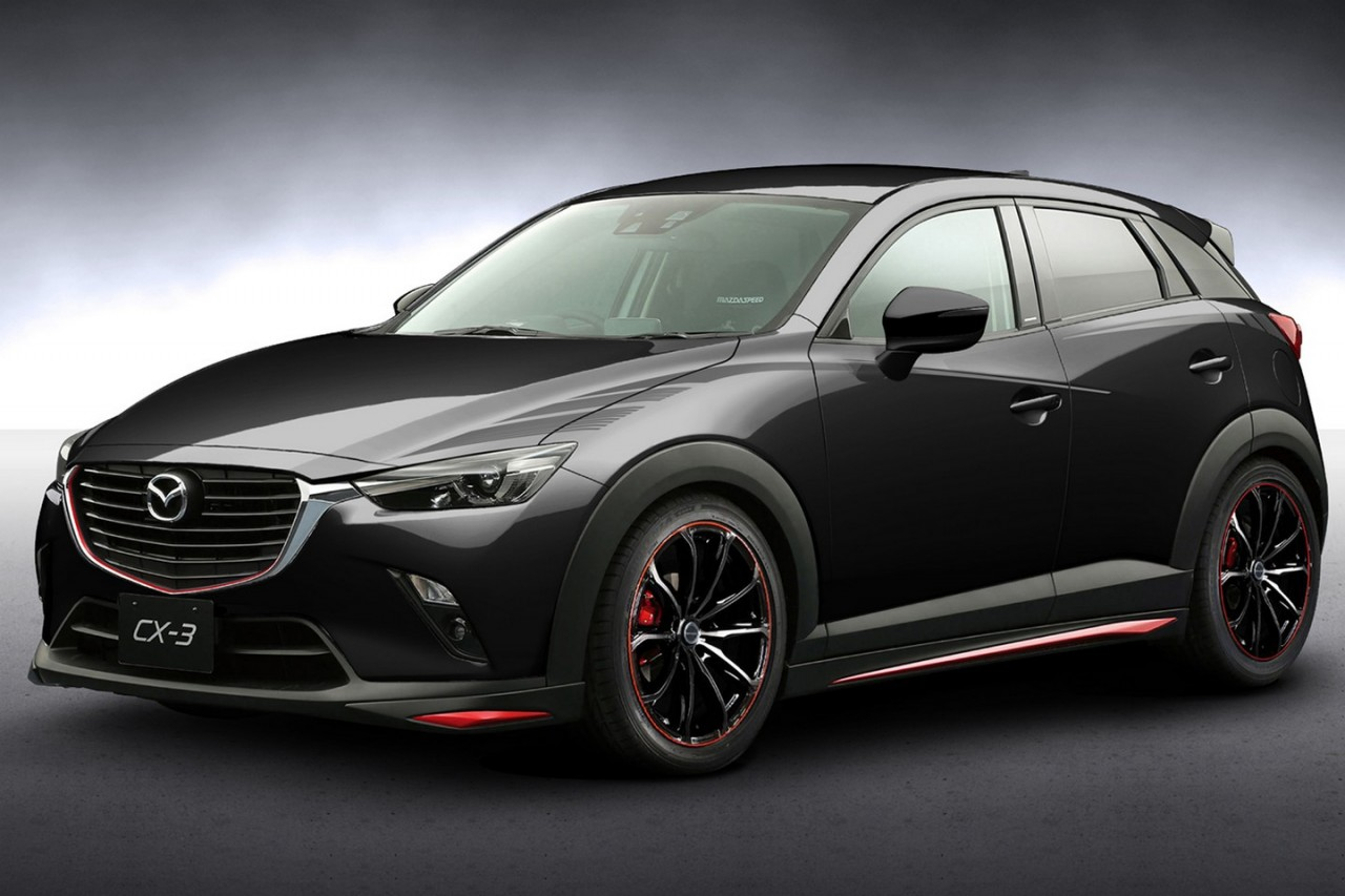 mazda plans racing concepts for 2016 tokyo auto salon performancedrive. Black Bedroom Furniture Sets. Home Design Ideas