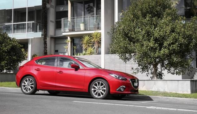 Mazda3 XD Astina