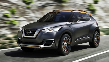 Nissan Kicks confirmed for production, new compact SUV