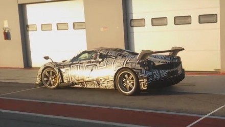 Pagani Huayra BC confirmed for Geneva debut