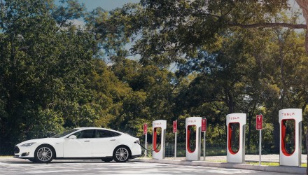Tesla Supercharger opening at Port Macquarie, eventually join Sydney-Brisbane