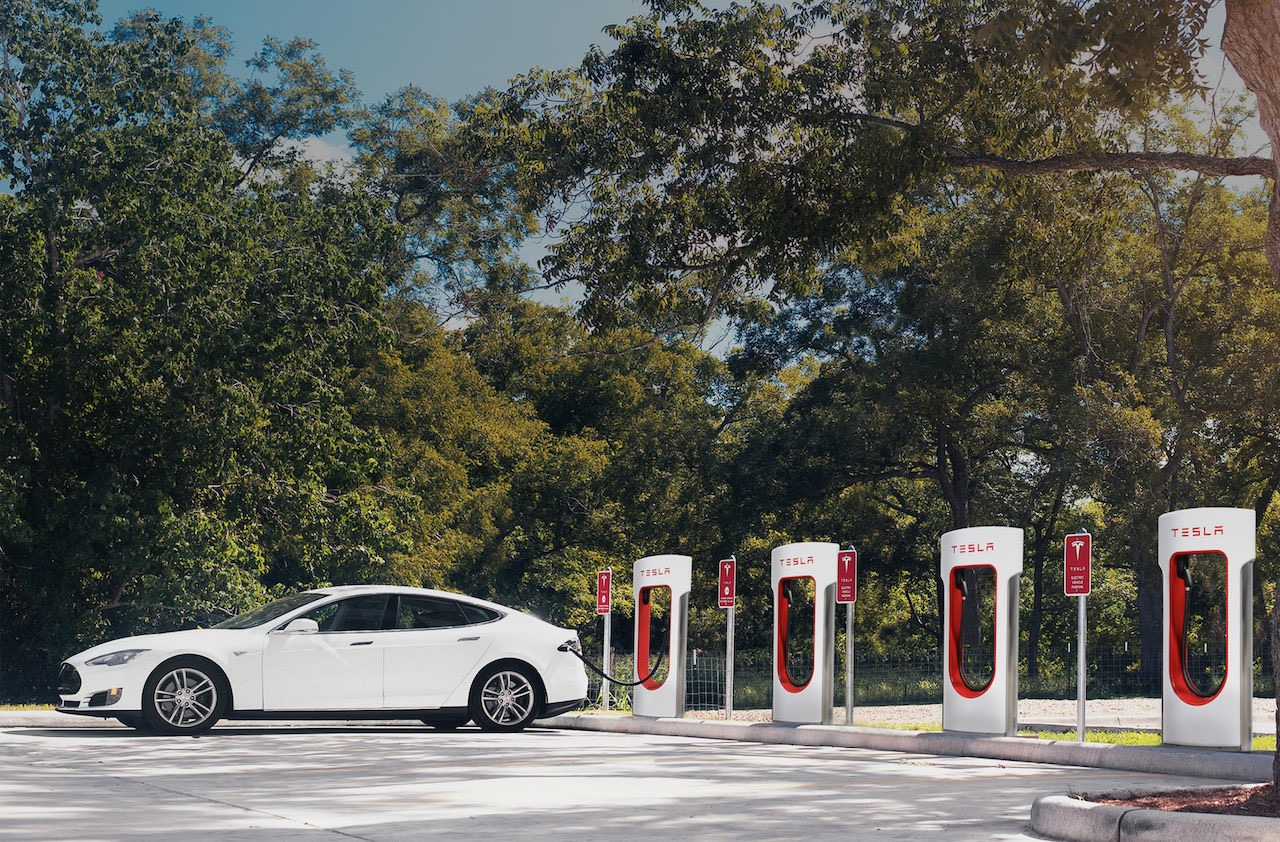 Tesla Supercharger Opening At Port Macquarie Eventually Join Sydney Brisbane Performancedrive