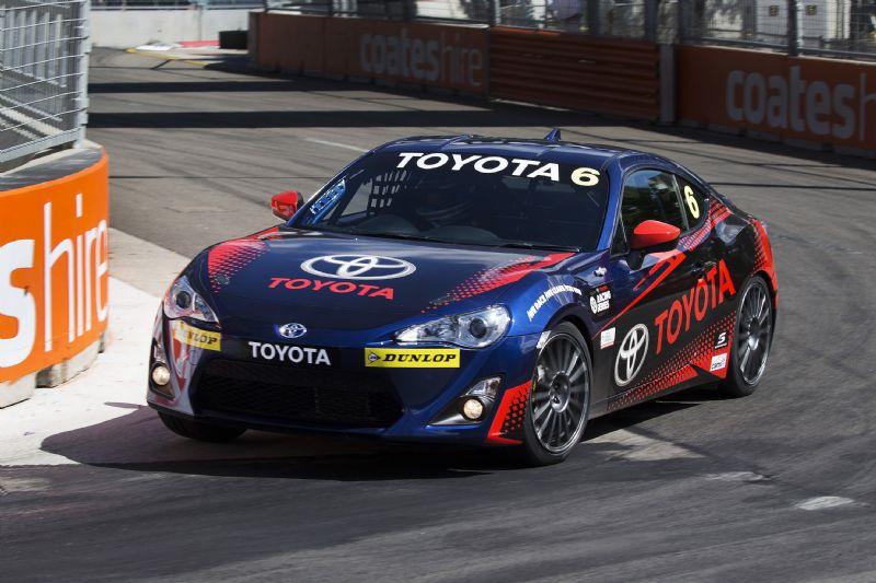 Toyota 86 Racing Series Car