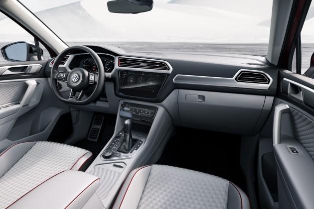 Volkswagen Tiguan GTE Active-interior