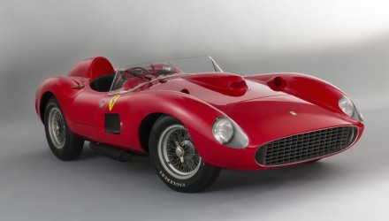 1957 Ferrari 335 S Scaglietti sells for record US$35.7 million