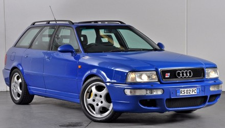 For Sale: 1994 Audi RS 2 Avant in Australia – 1 of 180 in RHD