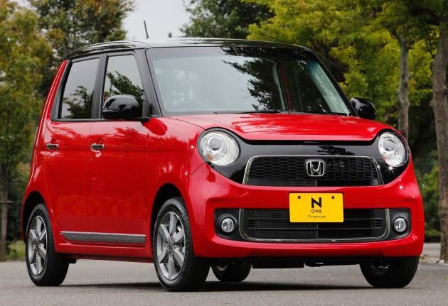2013 Nissan N-One