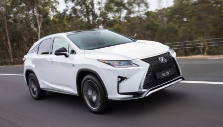 Lexus tops 2016 J.D. Power Dependability Study, 5th year running