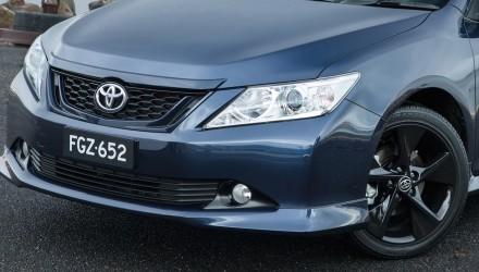 Toyota Australia plans Aurion last hurrah special editions