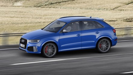 Audi RS Q3 'Performance' variant revealed, quickest SUV in class