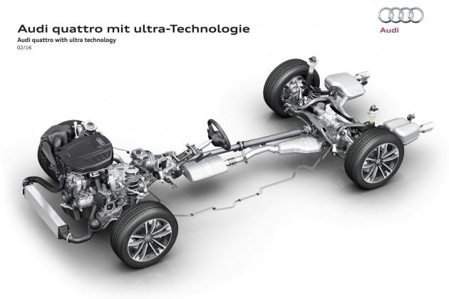 2016 Audi quattro ultra