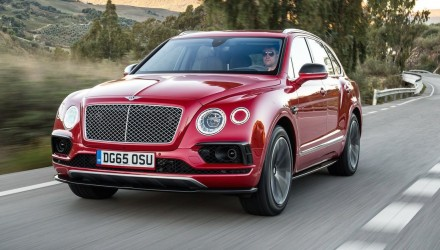 Sporty fastback version of Bentley Bentayga confirmed by CEO