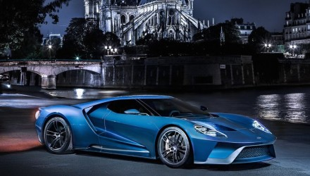 Ford GT on sale this month, buyers to pass selection process