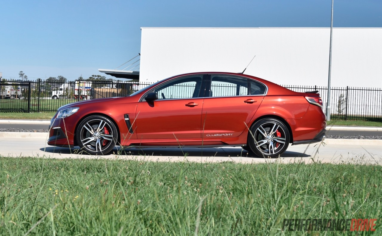 HSV: 2016 HSV Clubsport R8 Review (video)