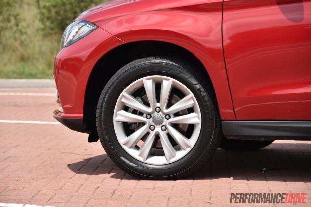 2016 Haval H2-18in wheels