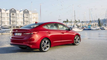 Sporty Hyundai Elantra SR turbo confirmed for Australia