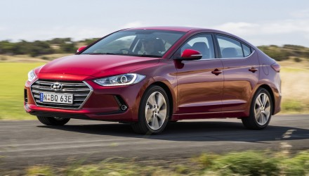 2016 Hyundai Elantra on sale in Australia from $21,490