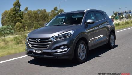 2016 Hyundai Tucson Elite CRDi
