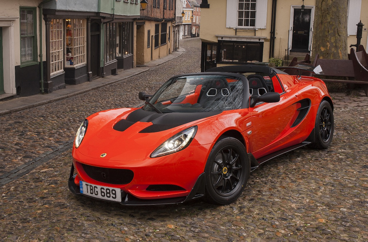 Lotus Elise Cup 250 Is The Fastest Ever Elise Replaces