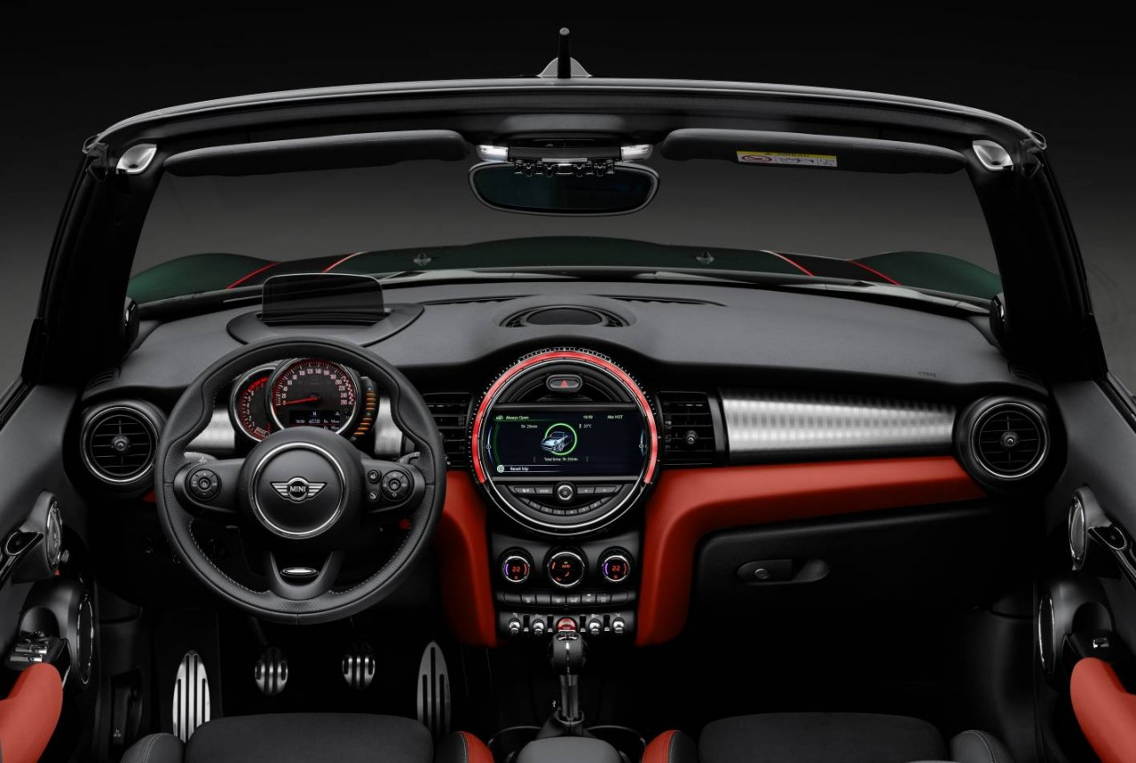 2016 Mini Cooper Convertible On Sale In Australia From 37 900 Arrives Q2 Performancedrive