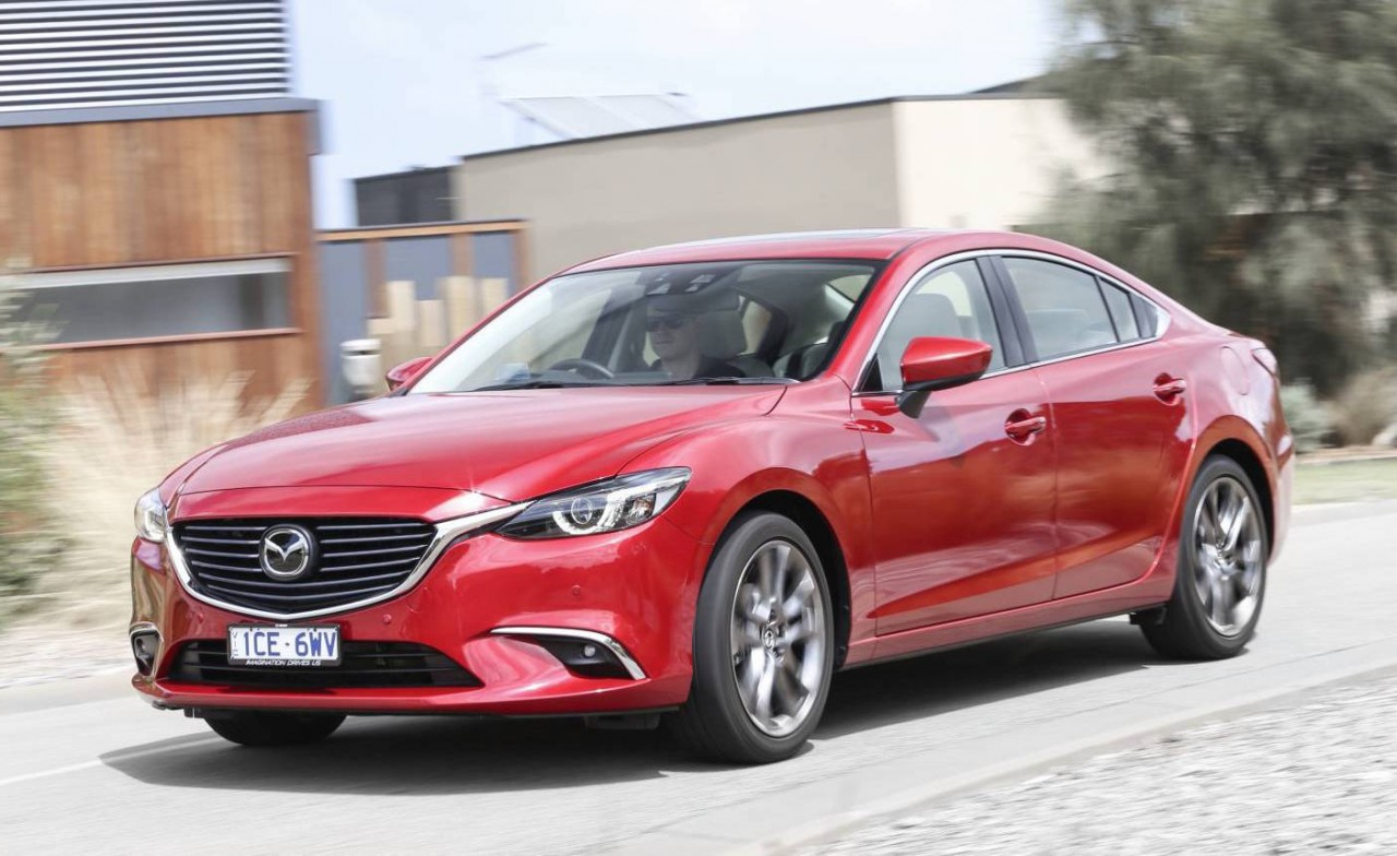 2016 mazda6 range in australia updated with added safety tech performancedrive. Black Bedroom Furniture Sets. Home Design Ideas
