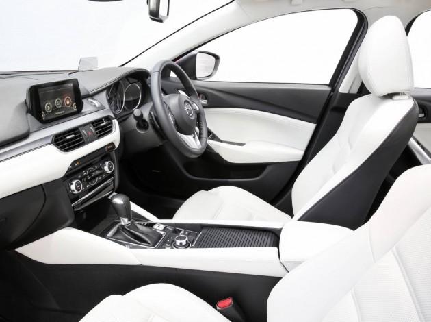 2016 Mazda6 Atenza-interior