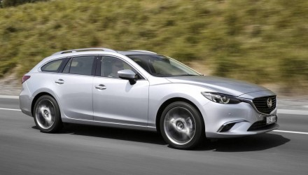 2016 Mazda6 range in Australia updated with added safety tech