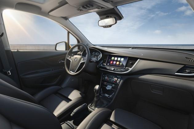 2016 Opel Mokka X-interior