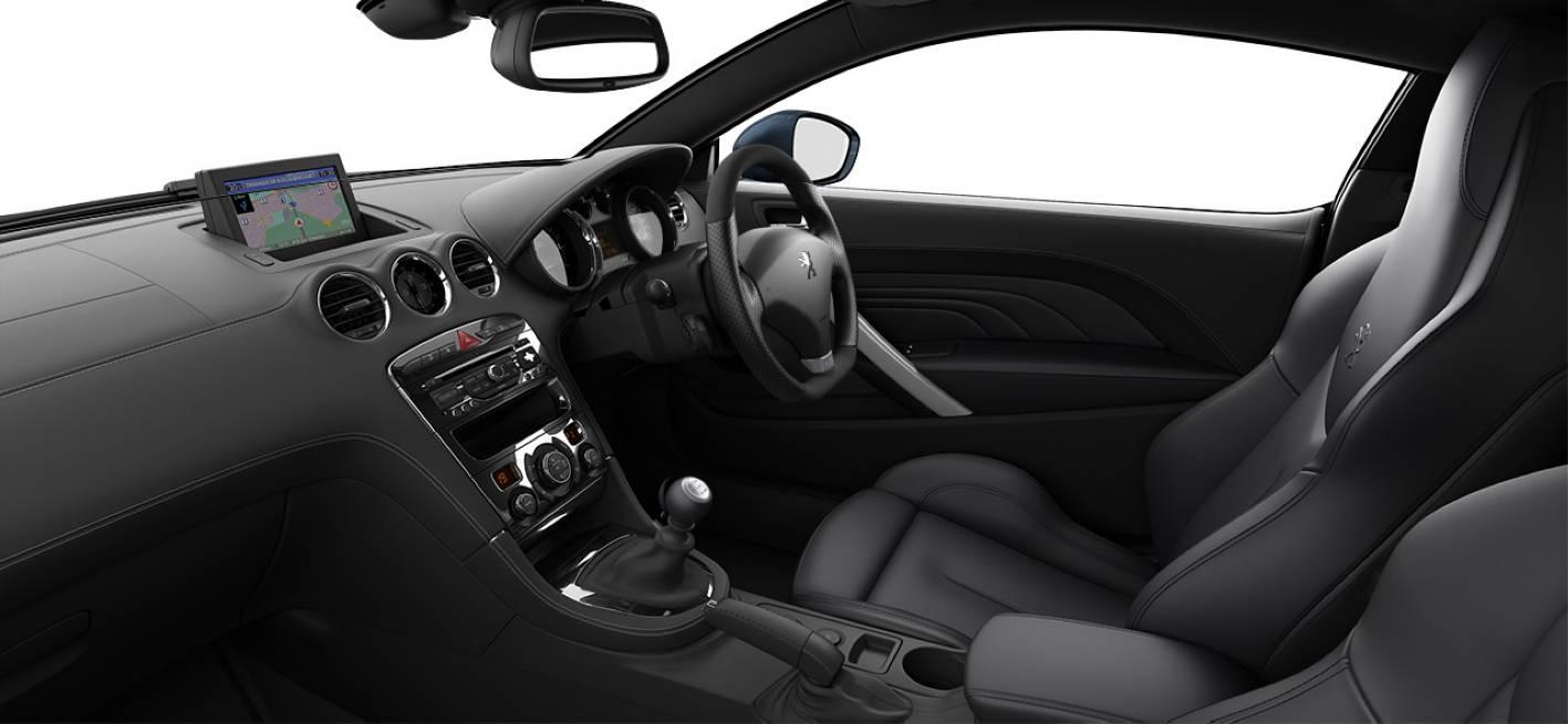 2016 Peugeot RCZ-interior |
