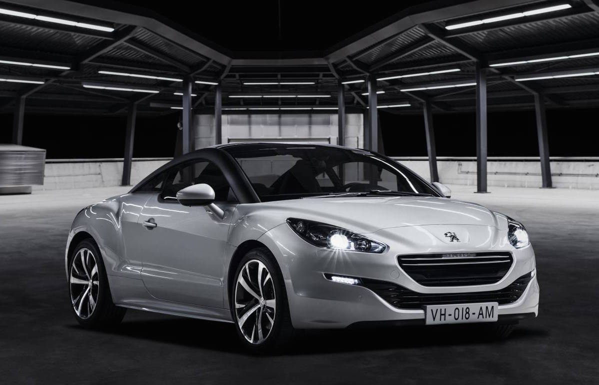 last 40 peugeot rcz models on sale 49 990 drive away performancedrive. Black Bedroom Furniture Sets. Home Design Ideas