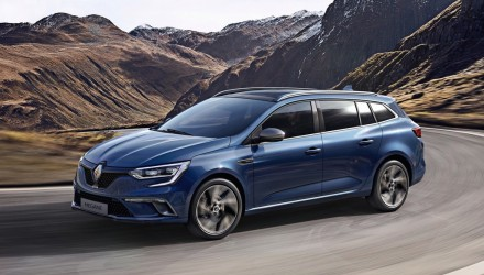 New Renault Megane Sports Tourer GT revealed